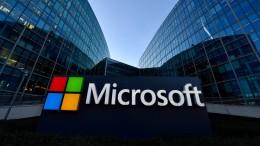 Microsoft-Produkte boomen in Corona-Krise