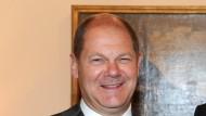 Die Chancen stehen nicht schlecht: Olaf Scholz will gegen das Betreuungsgeld klagen