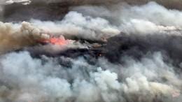 Flächenbrand bedroht Menschen auf Gran Canaria