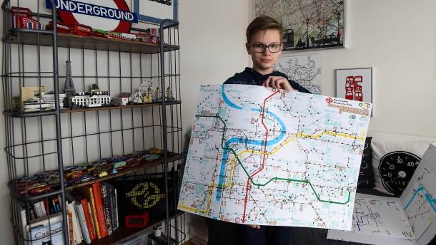 13-jähriger Autist wird zum erfolgreichen Designer