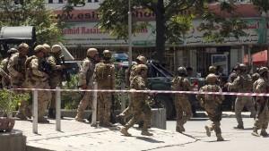 IS bekennt sich zu Anschlag auf irakische Botschaft