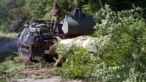Stegner kritisiert deutsche Rüstungsexporte