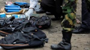 15 Tote bei Razzia in Islamistenversteck