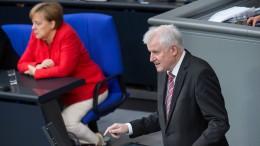 Streitthema Familiennachzug im Bundestag