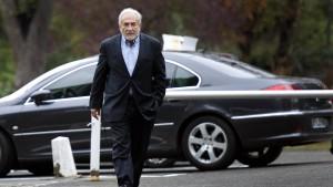 Kein Vergewaltigungsverfahren gegen Strauss-Kahn