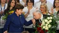 EU-kritische PiS gewinnt Wahl in Polen
