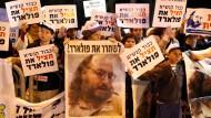 Israelischer Spion könnte nach 30 Jahren Haft freikommen