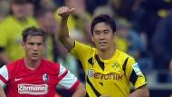 Kagawa übernimmt das Kommando in Dortmund