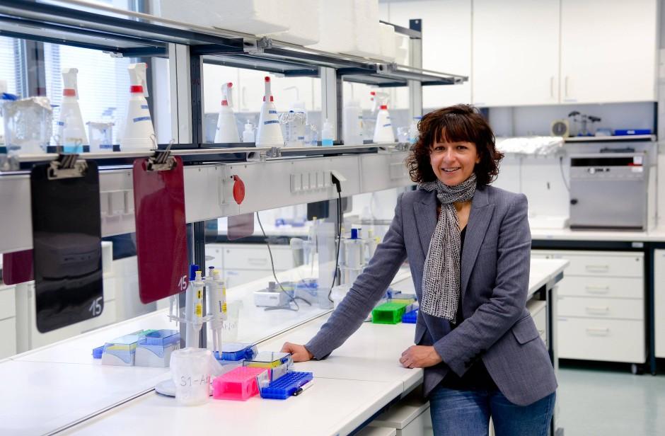 Vom Helmholtz-Zentrum für Infektionsforschung in Braunschweig (im Bild) zog Charpentier im Herbst 2015 ans Max-Planck-Insitut für Infektionsbiologie in Berlin.