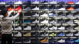 Politiker schelten Adidas wegen Nichtbezahlen der Ladenmiete