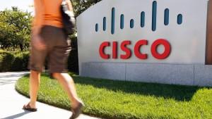 Cisco kappt die Wachstumsziele