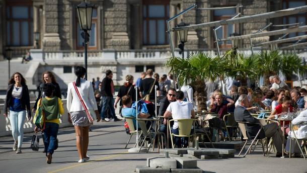 In Wien lebt es sich immer noch am besten