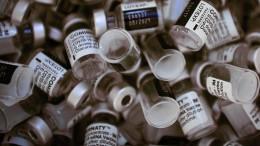 USA lassen Impfstoff für 12- bis 15-Jährige zu