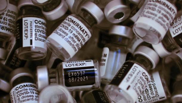 Biontech-Impfstoff wirkt wahrscheinlich gegen Mutanten