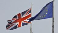Im Juni hatten die Briten über ihren Austritt aus der Europäischen Union abgestimmt.