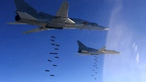 Bomben treffen syrisches Krankenhaus