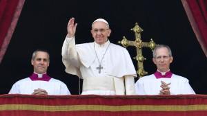 Franziskus fordert Ende des Blutvergießens in Syrien