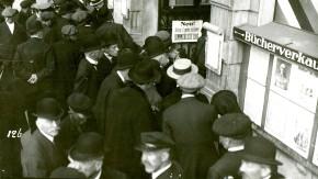 Historisches E-Paper zum Ersten Weltkrieg: Nachrichtenpsychose