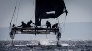 Im Tiefflug über das Meer: Die GC32 Racing Tour ist die zweitschnellste Segelregatta der Welt.