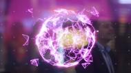 Vernetzte Welt: Alles hängt miteinander zusammen, auch in dieser Darstellung der Telekom.