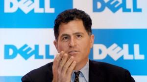 Um Dell entwickelt sich eine Bieterschlacht