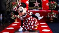 Großer Stern für kleine Maus