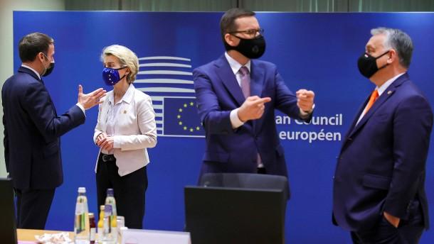 Haben Polen und Ungarn nichts mehr zu befürchten?