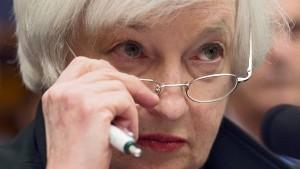 Frau Yellen erfreut die Börsen