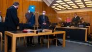 Urteil im Landgericht: Im Missbrauchskomplex Münster ist der Hauptangeklagte zu 14 Jahren Haft verurteilt worden.