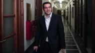 Tsipras warnt vor neuem Thriller