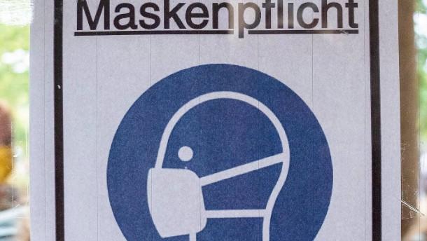 Ohne Maske geht bald in Frankfurt nichts mehr