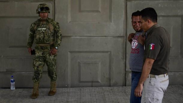 Mexiko reagiert auf Trumps Drohungen