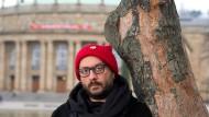 Kirill Serebrennikow bei einem Besuch in Stuttgart.
