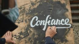 Wie Pariser Künstler zu mehr Optimismus beitragen