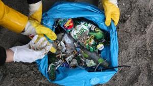 Müll zu trennen reicht nicht