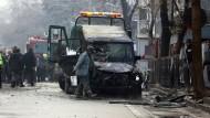 Anschlag auf höchsten Nato-Vertreter in Kabul