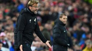 Klopp und Liverpool geben Sieg aus der Hand
