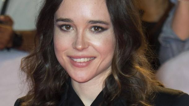 Neue Vorwürfe in Hollywood: Ellen Page wirft Regisseur Homophobie vor