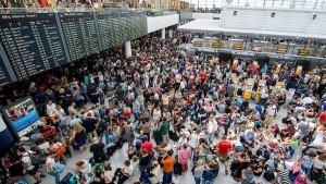Verirrter Spanier legt Flughafenbetrieb auf Eis