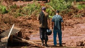 TÜV Süd untersuchte gebrochenen Staudamm in Brasilien erst kürzlich