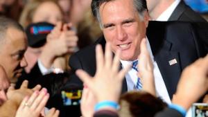 Mitt Romney gewinnt auch Vorwahl in Nevada