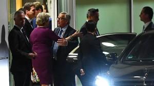 Die EU und ihr hohes Ross