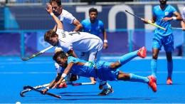 Hockey-Herren bleiben ohne Olympia-Medaille