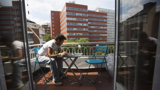 Spaniens Wirtschaft wächst, doch die jungen Menschen spüren nichts