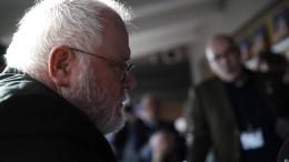 Papst lehnt Rücktritt von Kardinal Marx ab