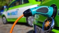Elektroautos verlieren ihre Ladehemmung
