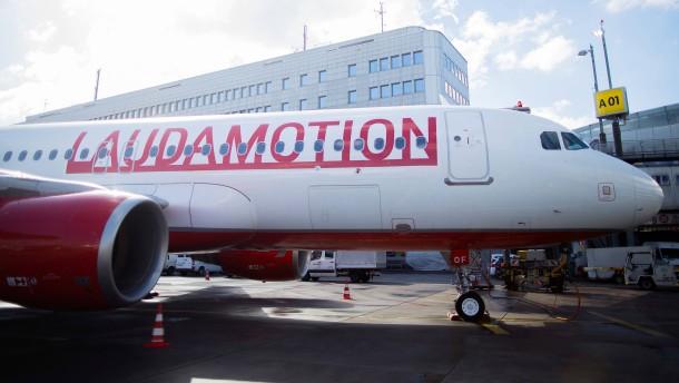 Laudamotion gehört jetzt komplett zu Ryanair