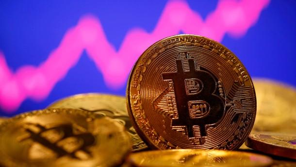 Bitcoin knackt die 50.000 Dollar