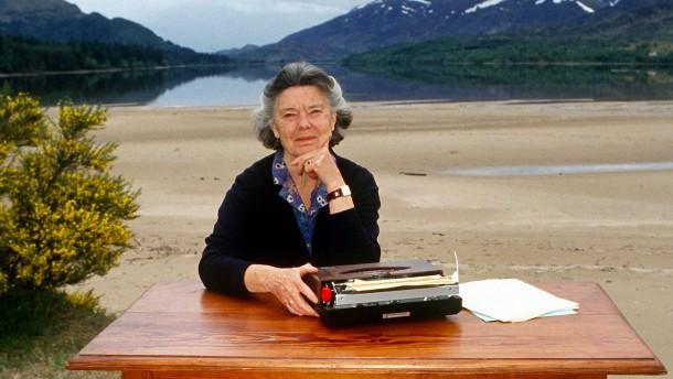Schriftstellerin Rosamunde Pilcher ist tot