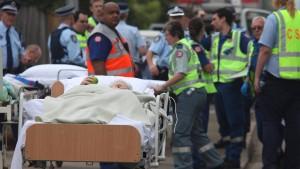 Mindestens drei Tote bei Brand in australischem Seniorenheim